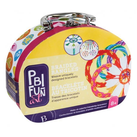 PBI Junior - 059457 | Braided Bangles