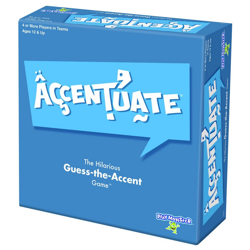 Play Monster - PAT-7272 | Accentuate