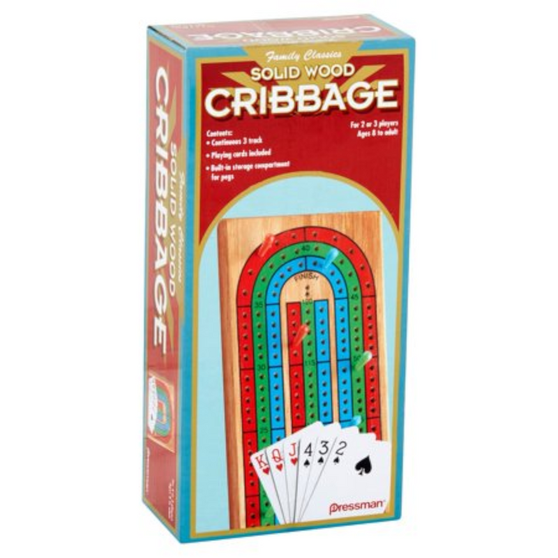 Play Monster - PR-1810 | Cribbage With Playing Cards