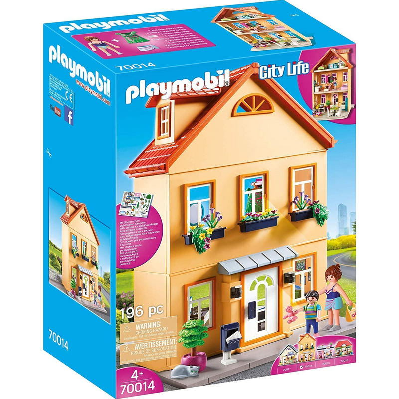 Playmobil - 70014 | My Little Town - My Townhouse