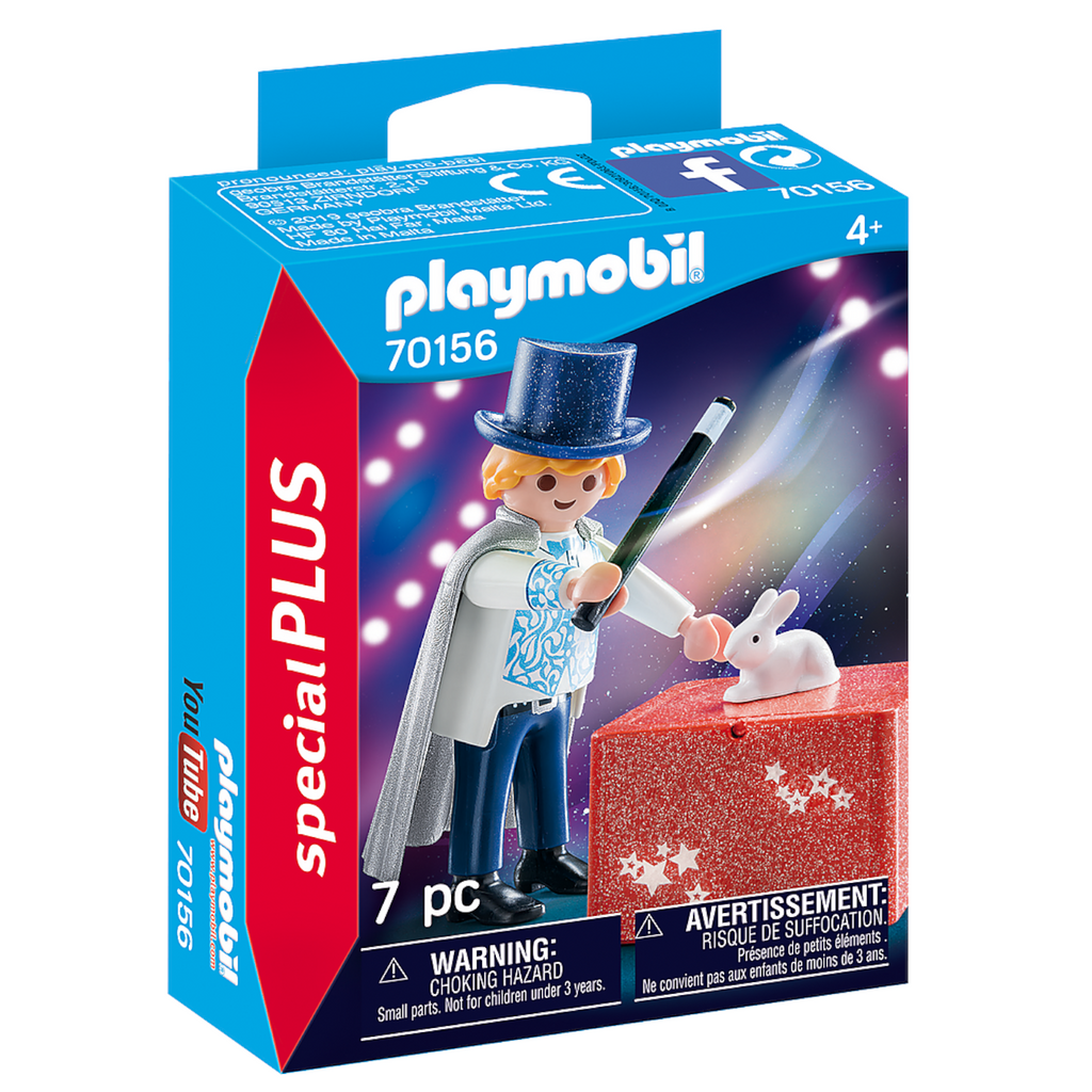 Playmobil - 70156 | Special Plus: Magician