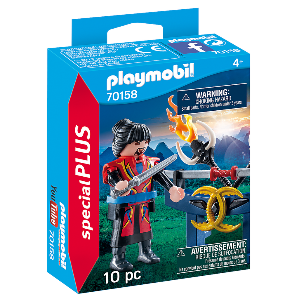Playmobil - 70158 | Special Plus: Warrior