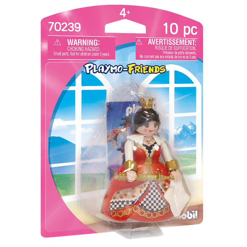 Playmobil - 70239 | Playmo-Friends: Queen of Hearts