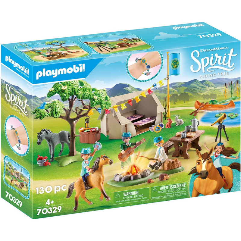 Playmobil - 70329 | Summer Campground