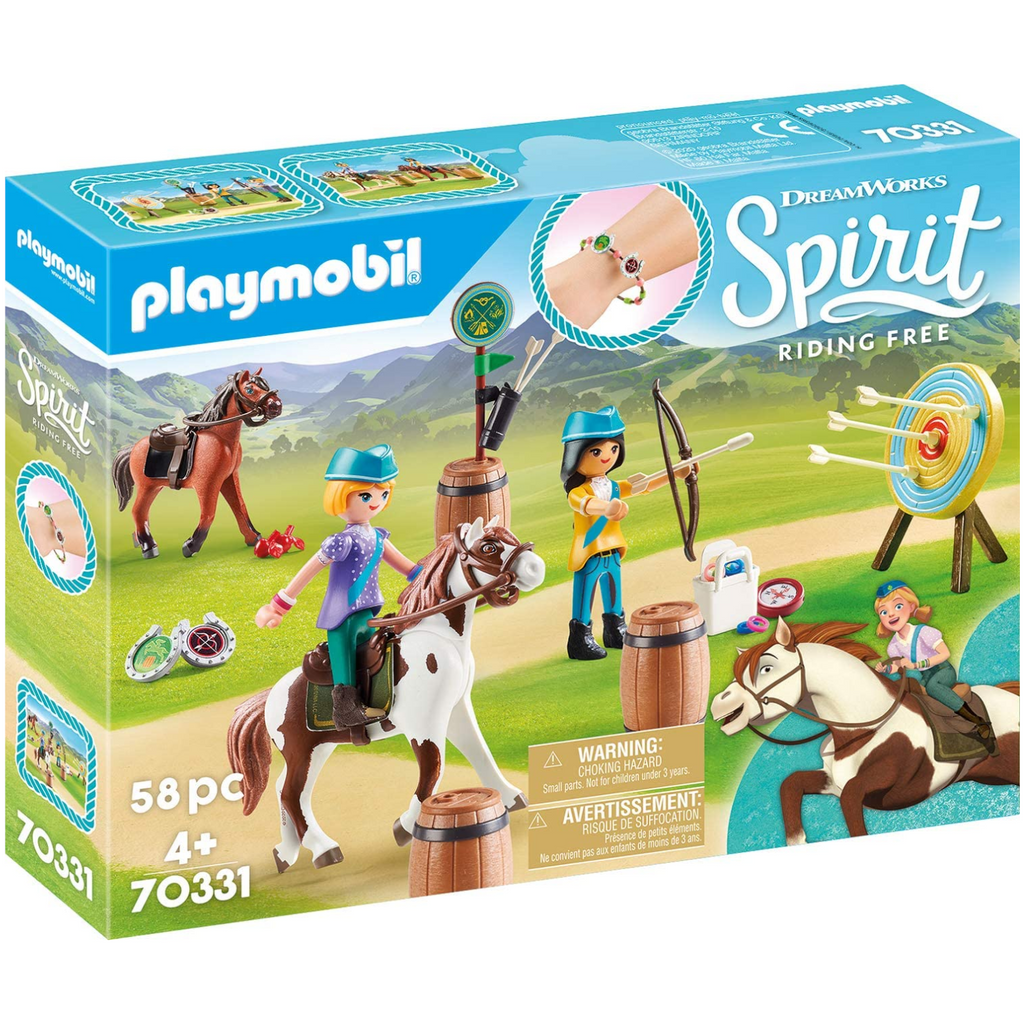Playmobil - 70331 | Outdoor Adventure