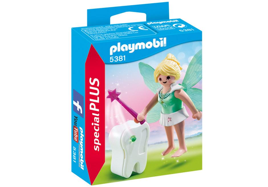 Playmobil - 5381 | Special Plus: Tooth Fairy