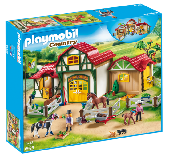 Playmobil - 6926 | Country: Horse Farm