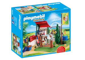 Playmobil - Country: Horse Grooming Station