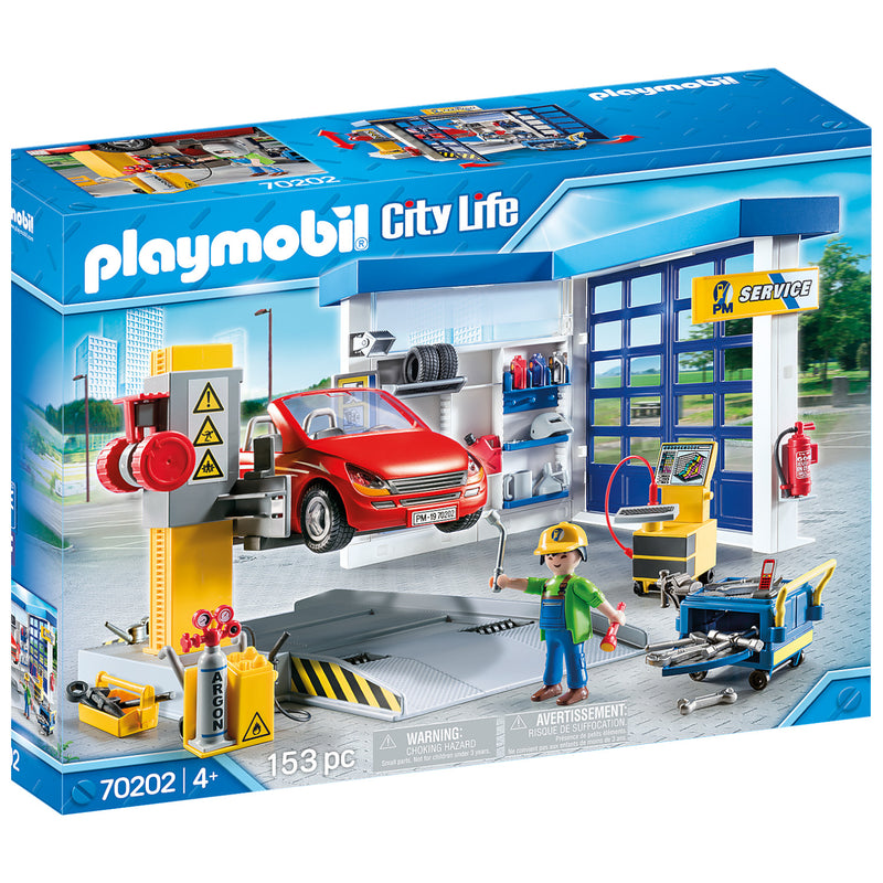 Playmobil - 70202 | Car Repair Garage