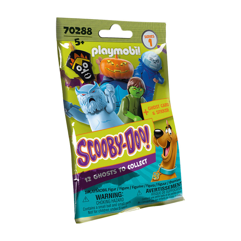 Playmobil - 70288 | Scooby-Doo! Mystery Figures (Series 1)