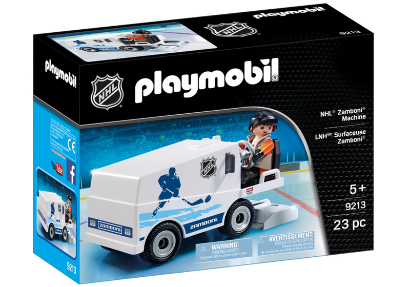 Playmobil - 9213 | NHL: NHL Zamboni Machine