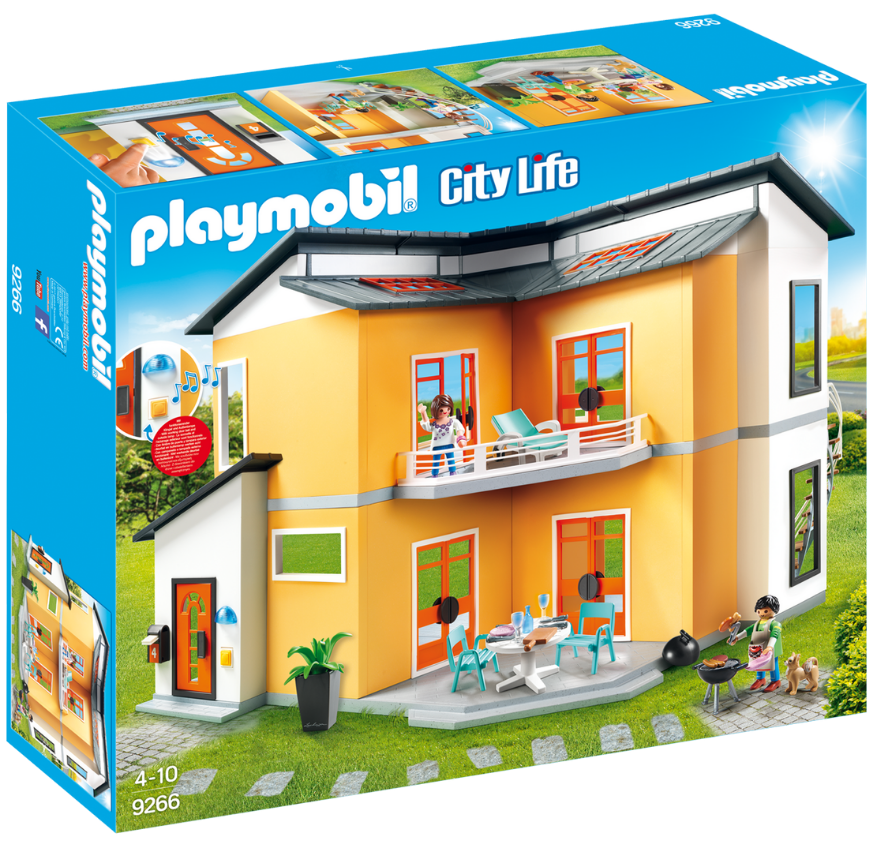 Playmobil - 9266 | City Life: Modern House