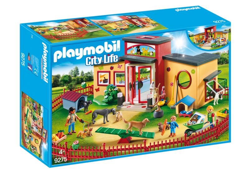 Playmobil - 9275 | Tiny Paws Pet Hotel