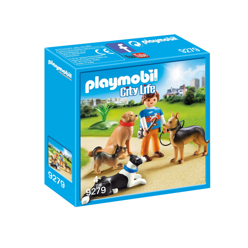 Playmobil - 9279 | City Life: Dog Trainer