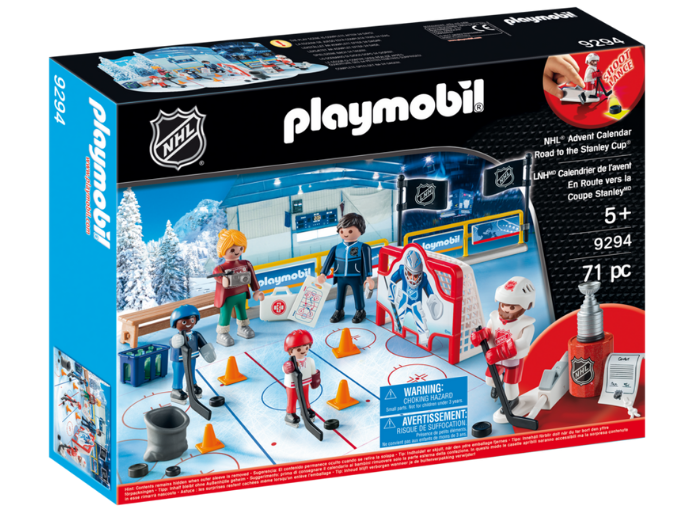 "Playmobil - 9294 | NHL Advent Calendar ""Road to the Cup"" 2018"