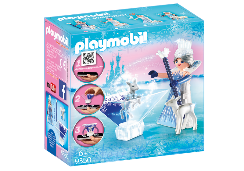 Playmobil - 9350 | Magic: Ice Crystal Princess