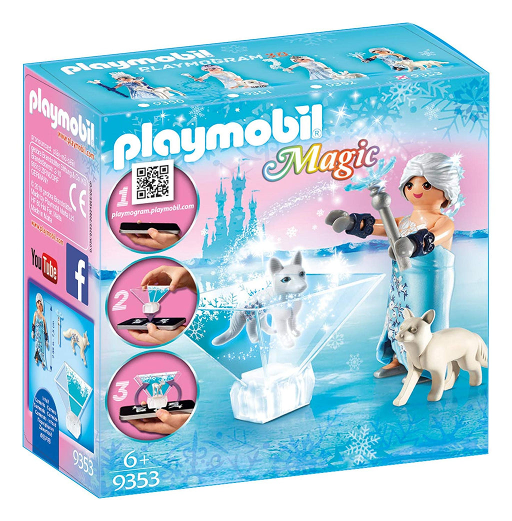 Playmobil - 9353 | Magic: Winter Blossom Princess