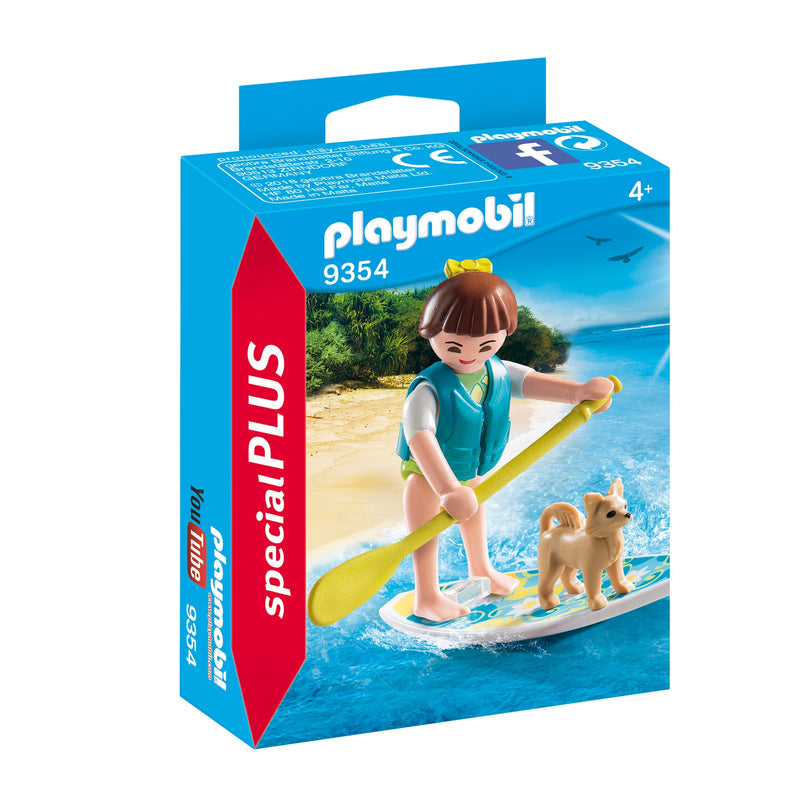 Playmobil - 9354 | Special Plus: Paddleboarder