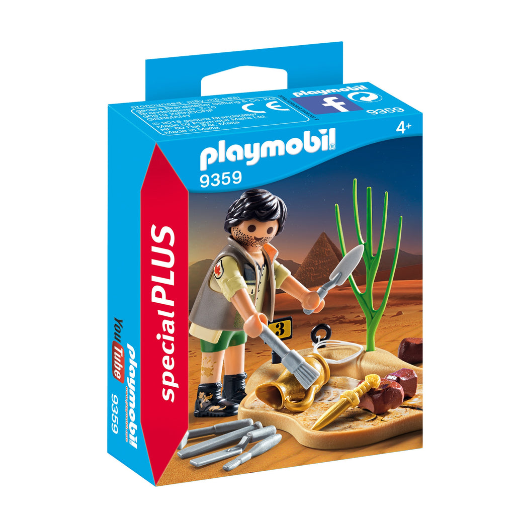 Playmobil - 9359 | Special Plus: Archeologist