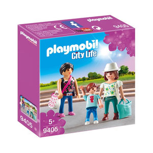 Playmobil - 9405 | City Life: Shoppers