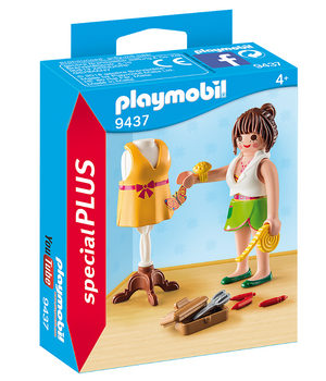 Playmobil - 9437 | Special Plus: Fashion Designer