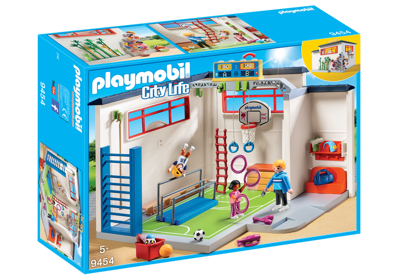 Playmobil - 9454 | City Life: Gym Gymnasium