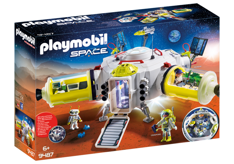 Playmobil - 9487 | Mars Space Station