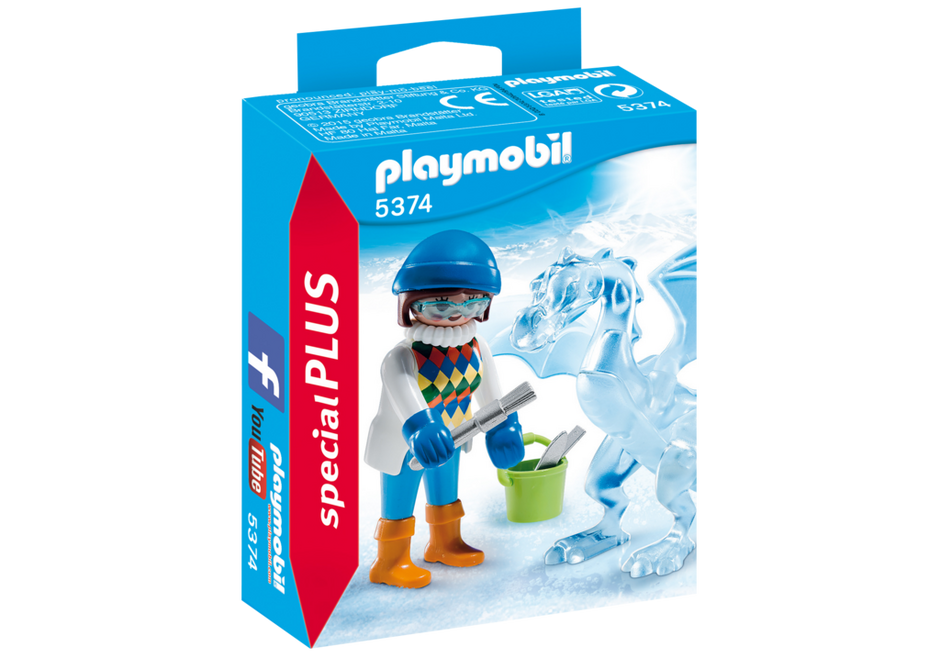 Playmobil - Special Plus: Ice Sculptor