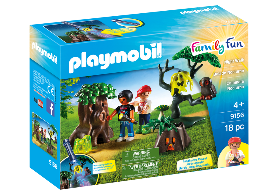 Playmobil - Family Fun: Night Walk