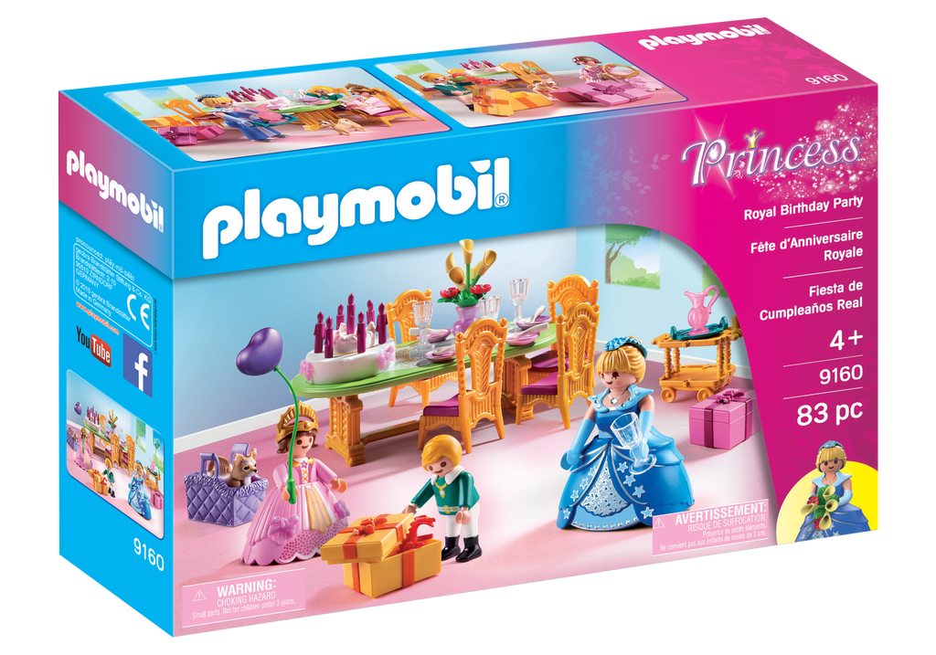Playmobil - 9160 | Princess: Royal Birthday Party