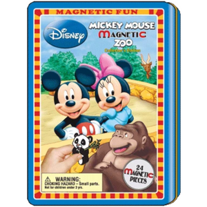 Playwell - WPM590 | Mickey Mouse Magnetic Tin