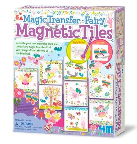 Playwell - P4685 | Magic Fairy Magnetic Tiles