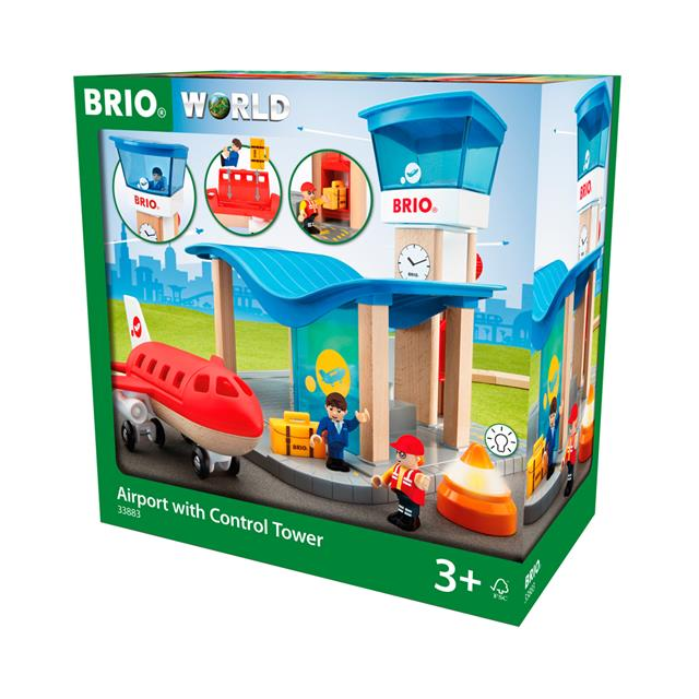 BRIO - 33883 | Airport With Control Tower