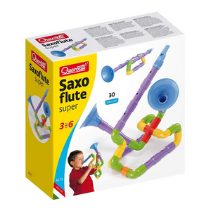 Quercetti - 41734 | Super Saxoflute (30 Pieces)