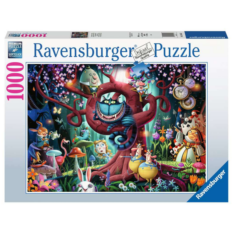 Ravensburger - 16456 | Most Everyone is Mad - 1000 PC Puzzle