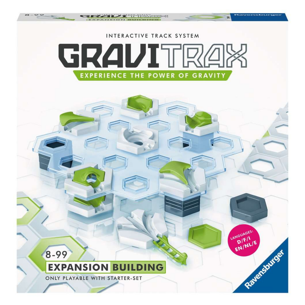 Ravensburger - 27602 | GraviTrax: Expansion - Building