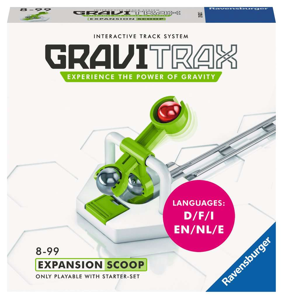 Ravensburger - 27620 | GraviTrax: Expansion - Scoop