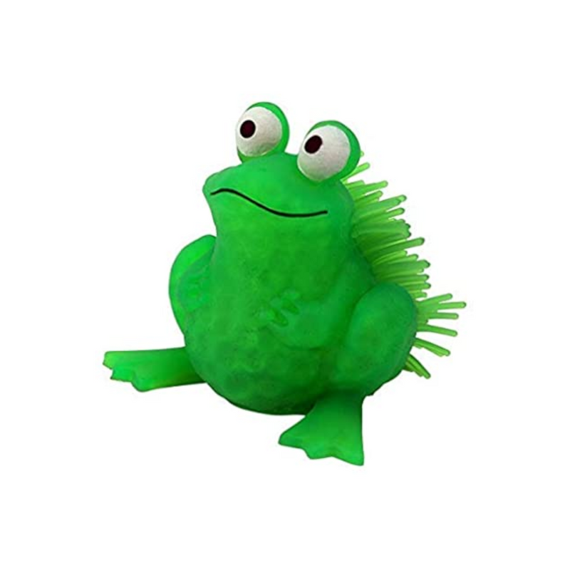 Relaxus - 701539 | Squeezie Frog - Anti Stress Gel Bead Frog