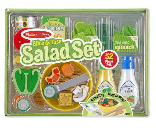 Melissa & Doug - 19310 | Salad Set