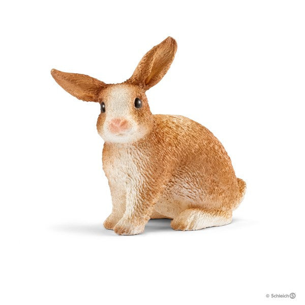 Schleich - 13827 | Farm World: Rabbit, Sitting