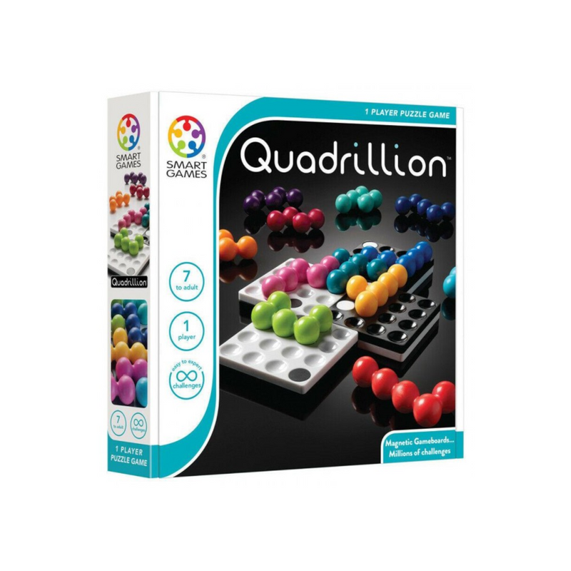 Smart Games - 517382 | Quadrillion Logic Game