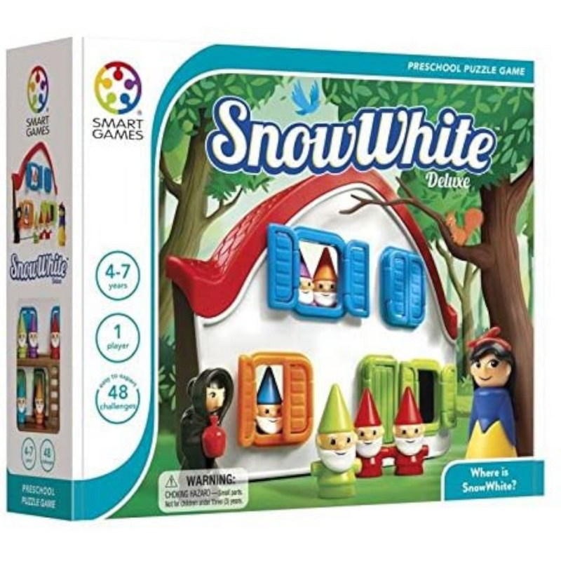 Smart Games - 519874 | Snow White Deluxe