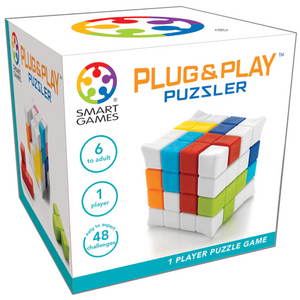 Smart Games - SG502 | Plug & Play Puzzler