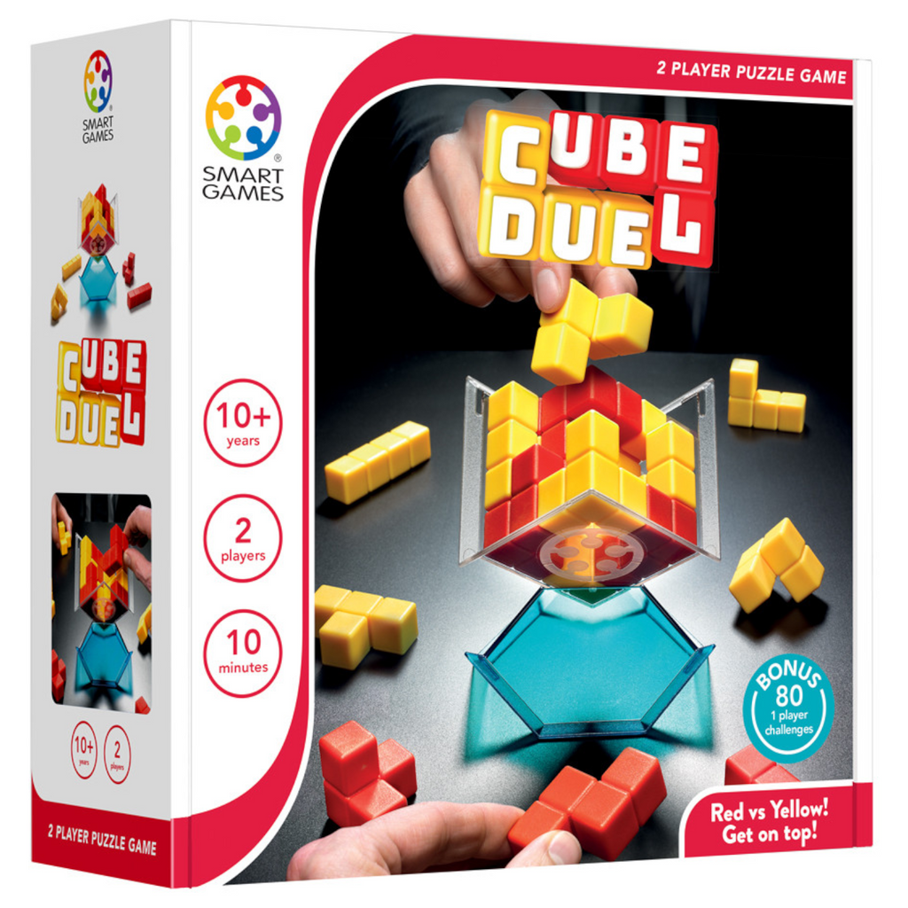 Smart Games - SGM201 | Cube Duel Game