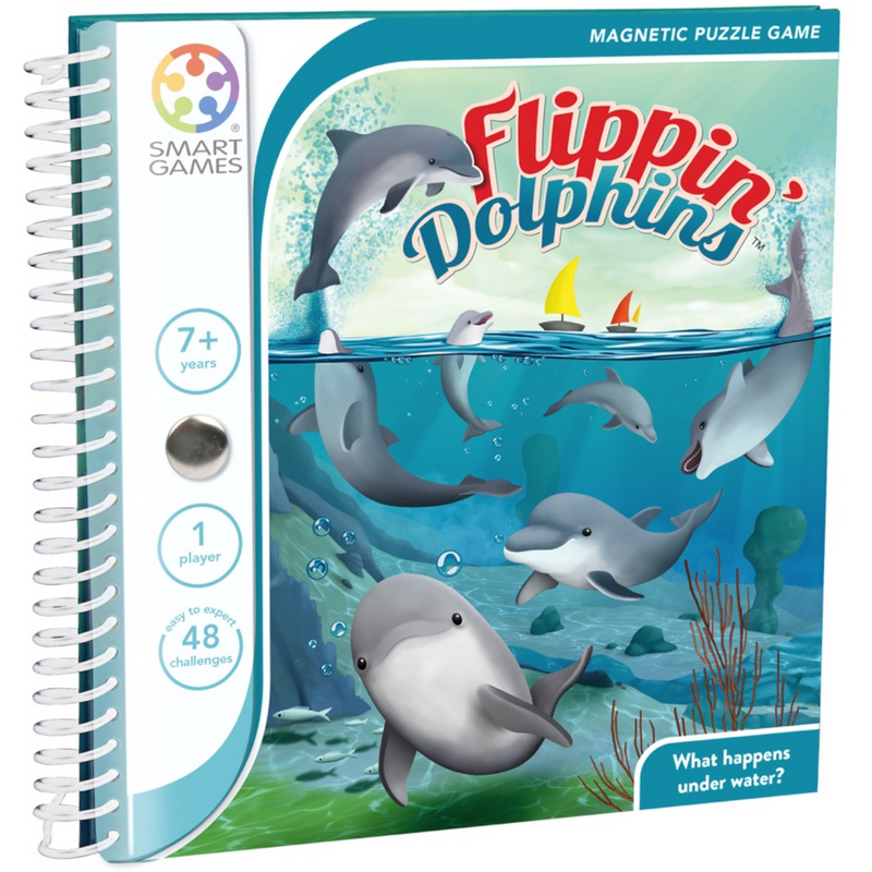 Smart Games - SGT310 | Flippin' Dolphins