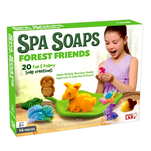 SmartLab - LAB-575 | Spa Soaps: Forest Friends