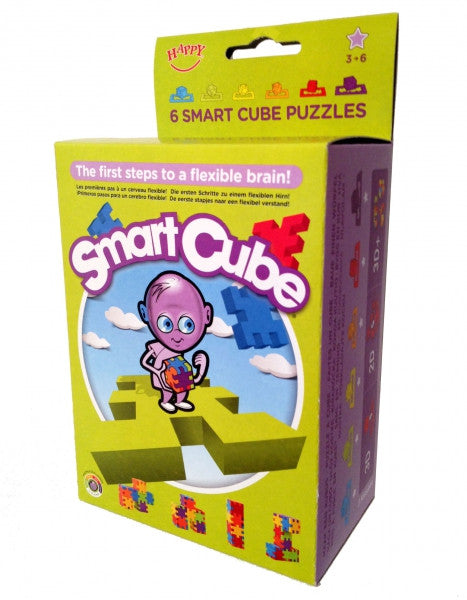 Happy - Smart Cube 6-Pack