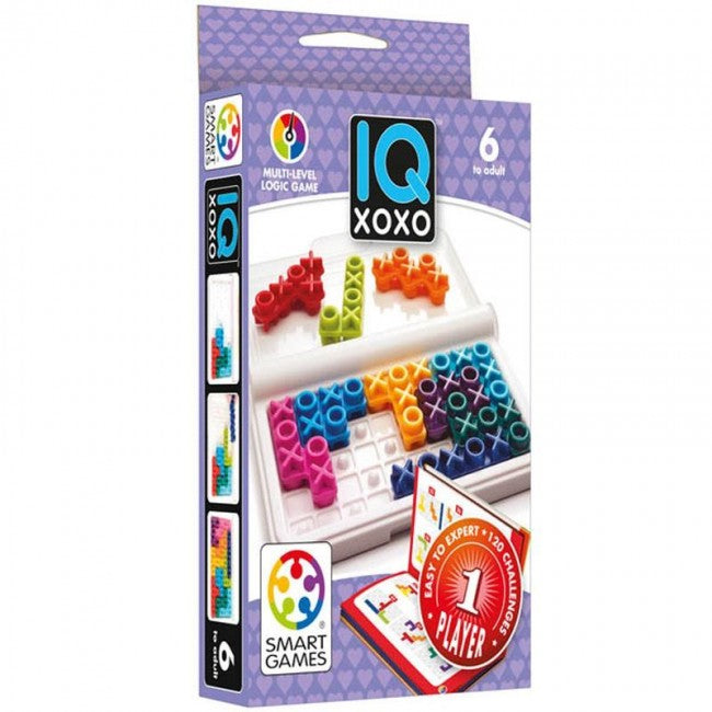 Smart Games - 518594 | IQ XOXO - Smart Games 518594