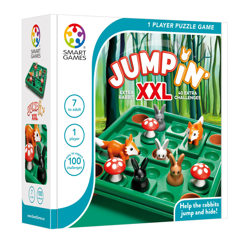 Smart Games - 521488 | Jump In XXL Educational Game