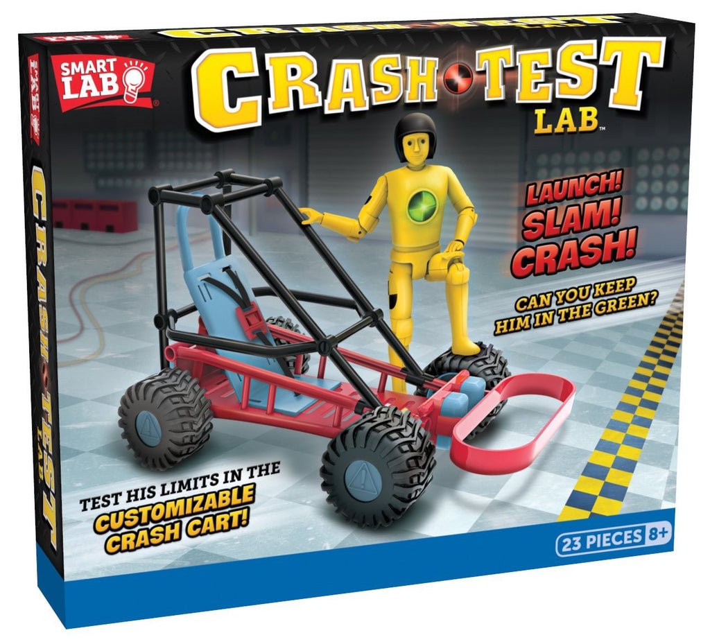 Smart Lab Crash Test Lab - SL14528